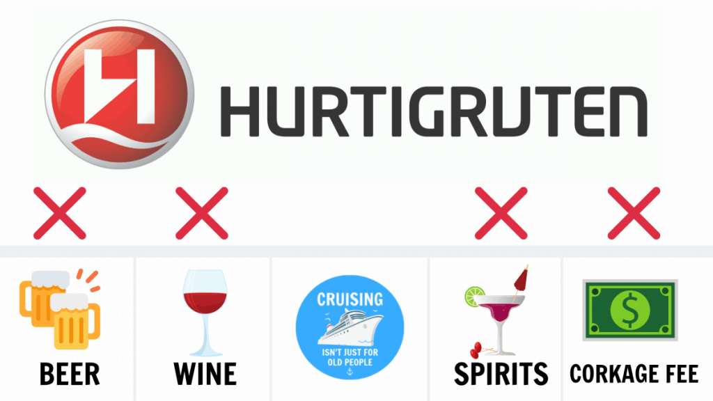 Can You Bring Alcohol On A Hurtigruten Cruise