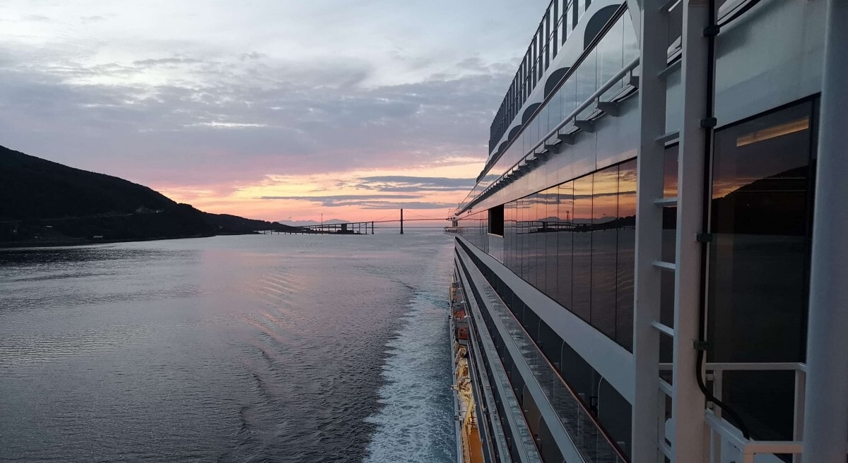 Cruises Are Relaxing Midnight Sun Viking Sea