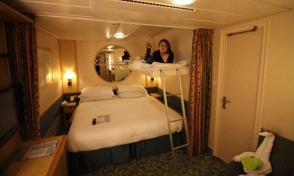 Inside Cabin for 3 Royal Caribbean Independence of the Seas