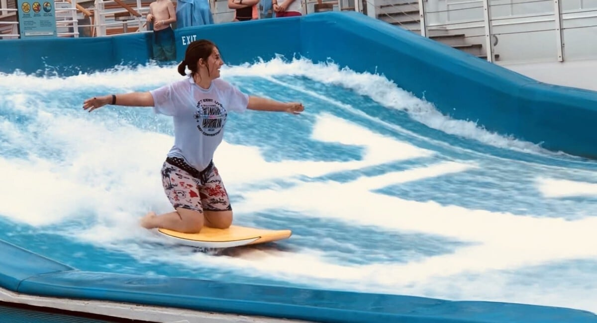Royal Caribbean Flowrider Activities