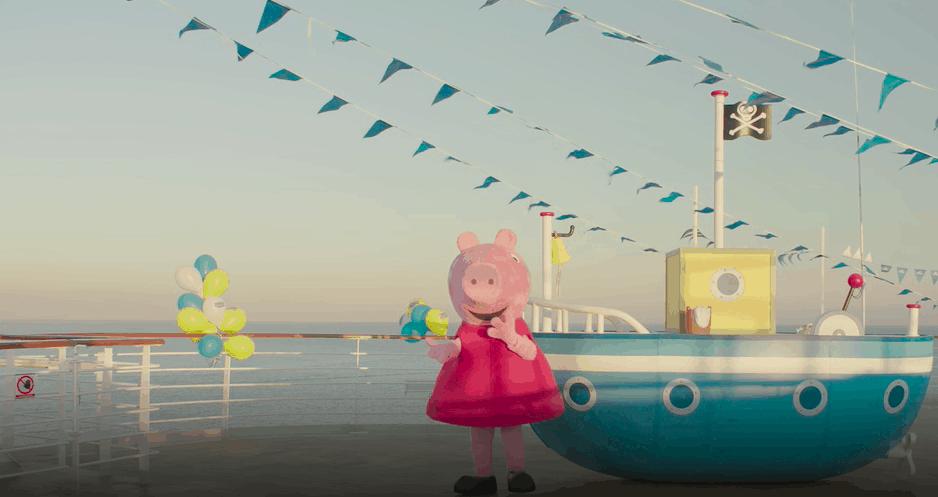 Costa Cruises Peppa Pig Kids