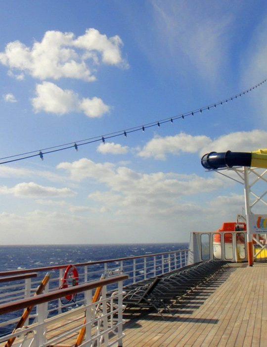 Carnival Cruise Embarkation