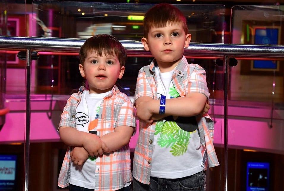 Royal Caribbean Dress Code Casual Night Children Kids
