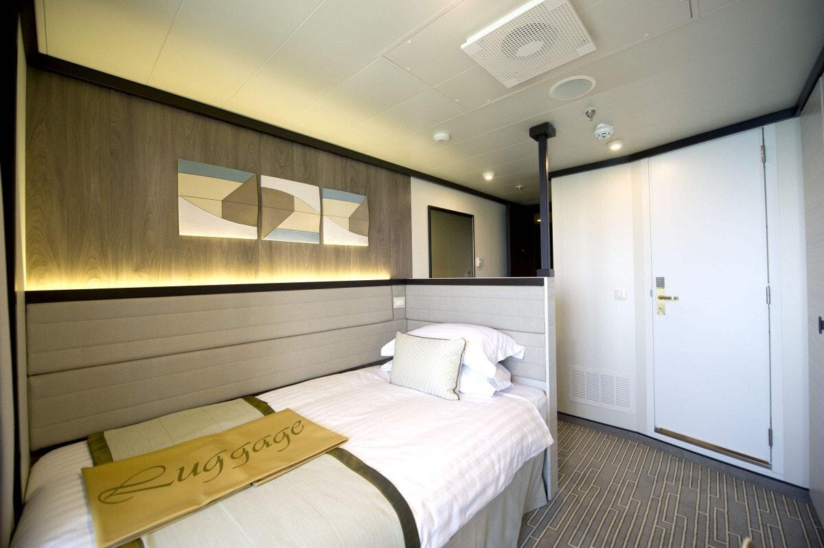 P&O Britannia Balcony Cabin