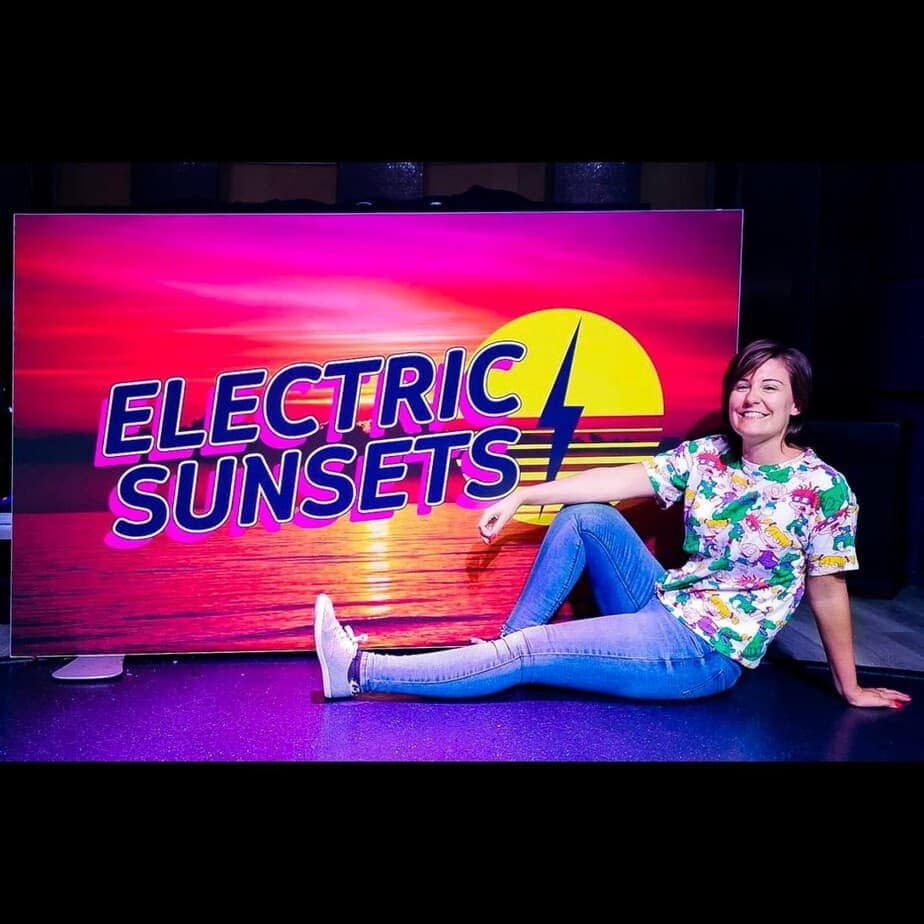 Marella Electric Sunsets 90s Cruise