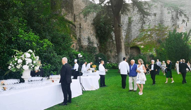 Katherine Jenkins Castle