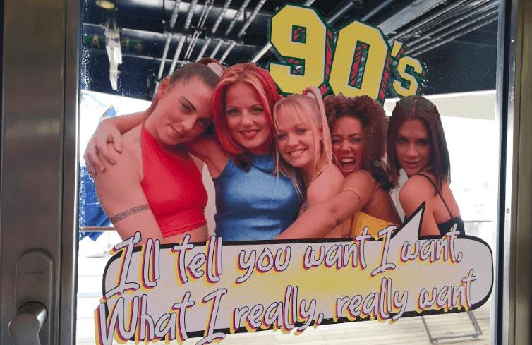 Marella 90s Cruise Theme