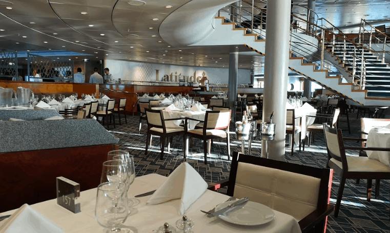 Marella Explorer Main Dining Room