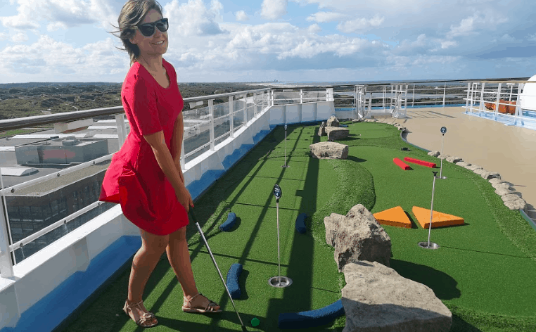 Marella Explorer Mini Golf