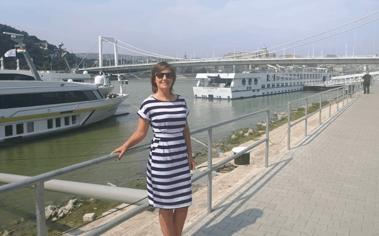 Filia Rheni River Cruise Ship Budapest