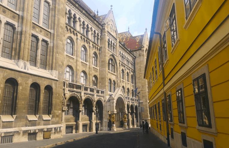 Filia Rheni Saga Budapest