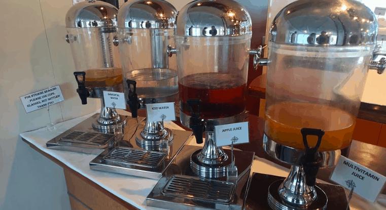 Saga Filia Rheni Breakfast Drinks Juice
