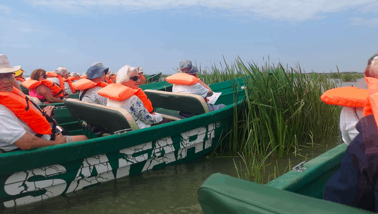 Danube Delta Saga Excursion