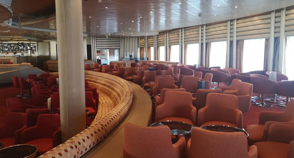 Celestyal Olympia Cruises Selene Lounge