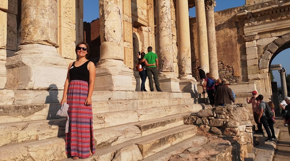 Celestyal Olympia Cruises Ephesus Kusadasi Excursion