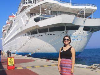 Celestyal Olympia Cruises Aft