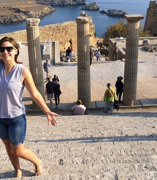 Celestyal Cruises Olympia Lindos Excursion Rhodes