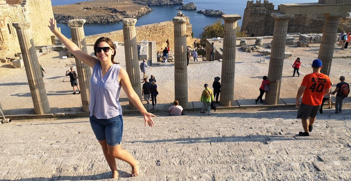 Celestyal Cruises Olympia Lindos Excursion Rhodes