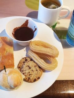 Costa Cruises Buffet Food Included