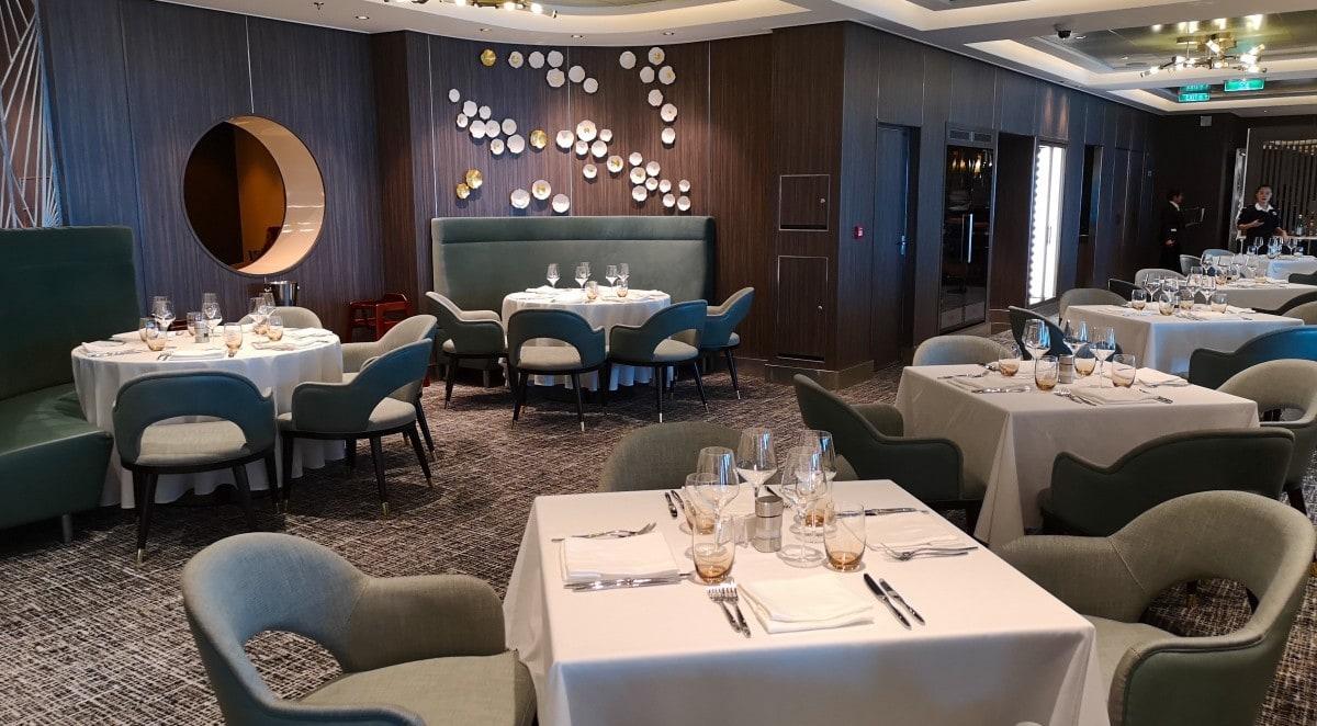 Norwegian Cruise Line Taste Savor Included Food Encore