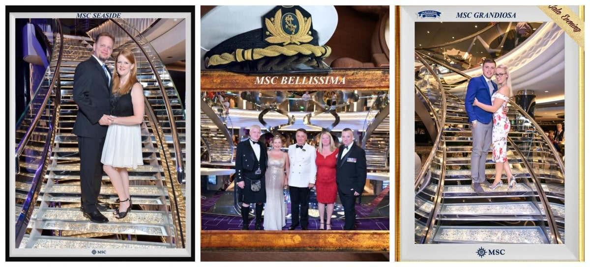MSC Cruises Formal Nights Gala Elegant Dress Code