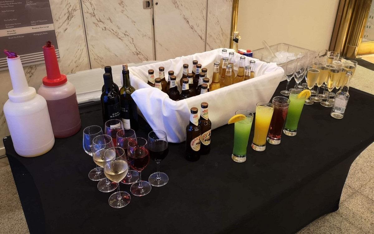 Marella Cruises All Inclusive Drinks