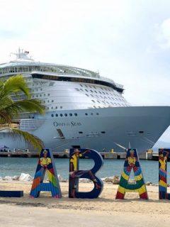 Royal Caribbean Labadee