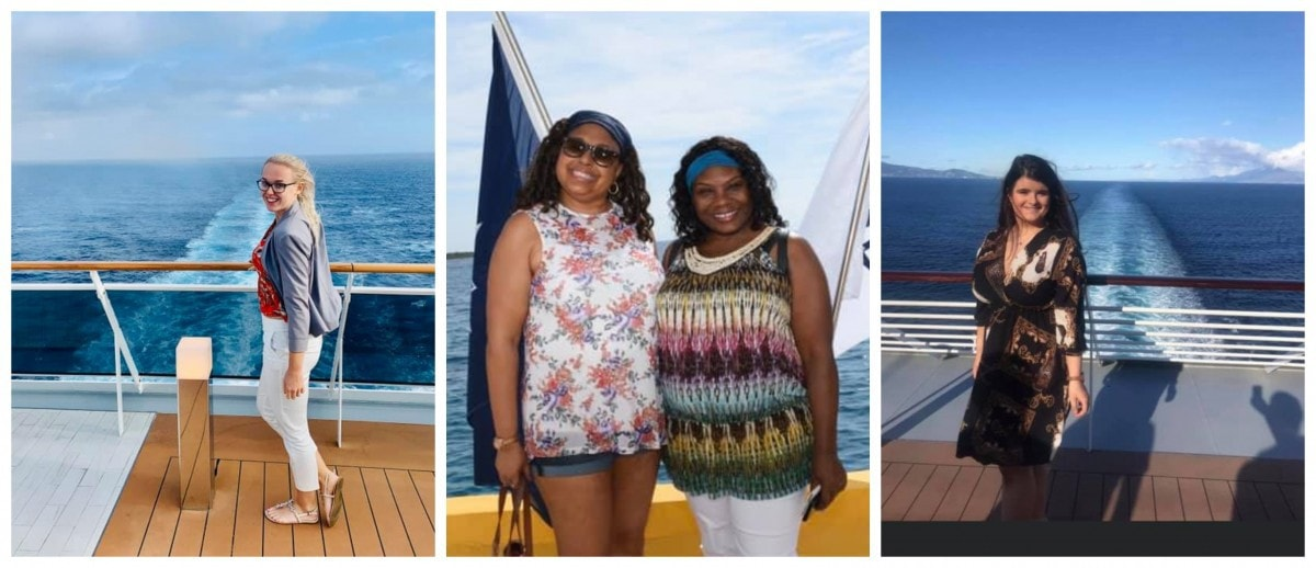 MSC Cruises Dress Code Daytime Examples Shorts Dresses on Deck