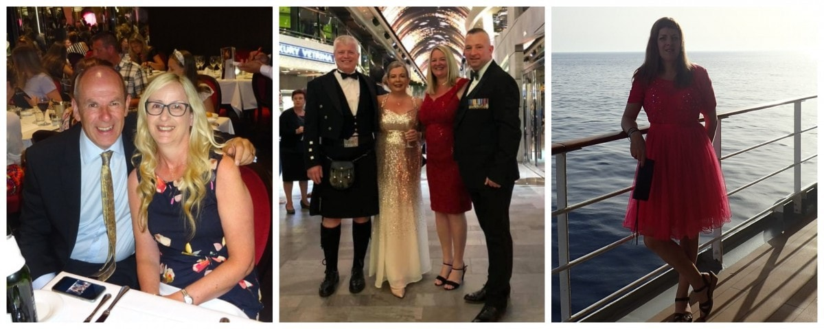 MSC Formal Night Dress Code Examples Dinner Promenade Deck