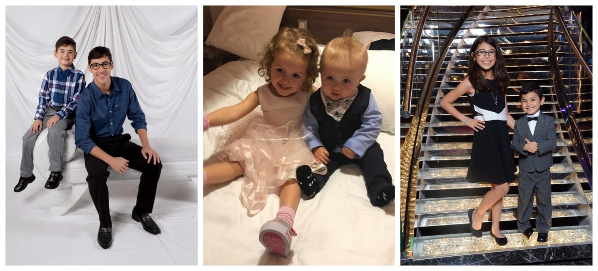 MSC Cruises Formal Nights Dress Code For Children