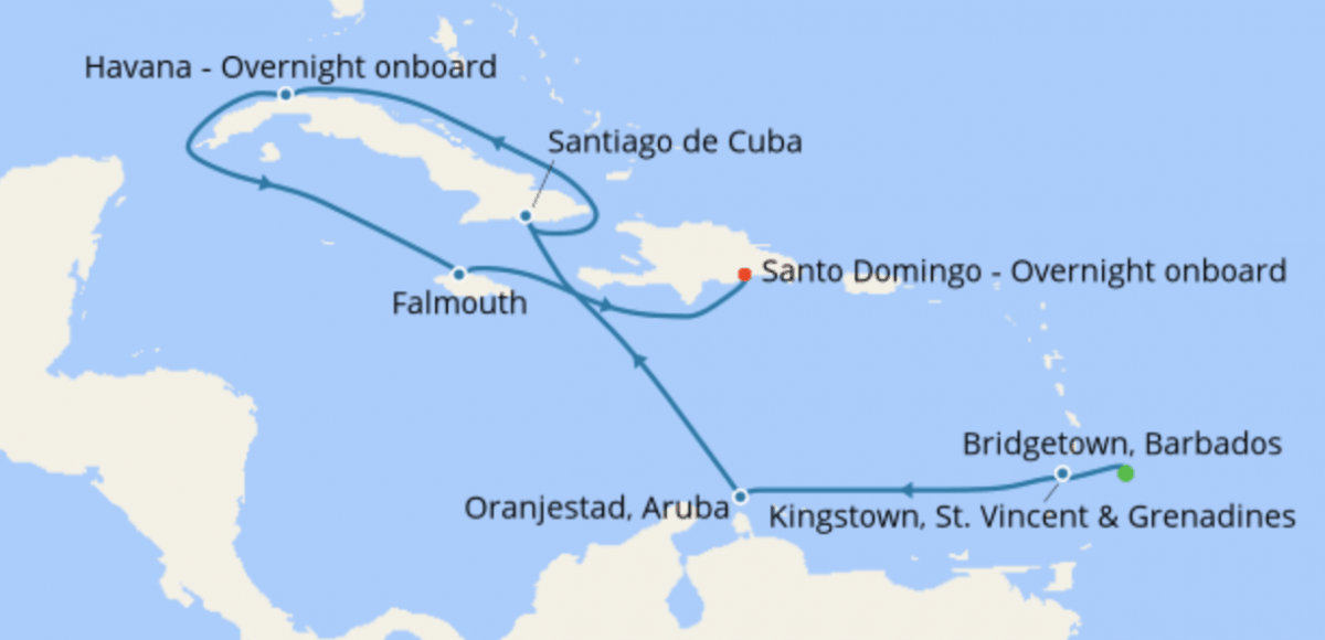 Can You Still Cruise To Cuba? Yes