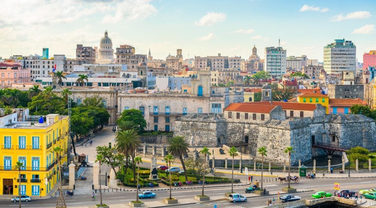 British UK Cruise to Cuba