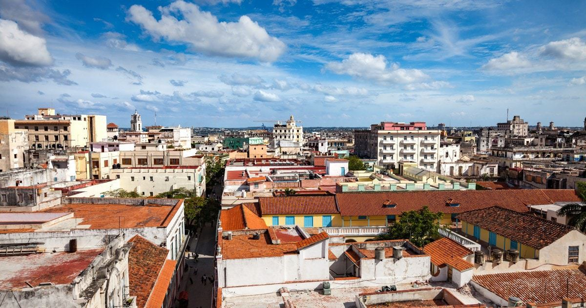Canadians Cruise To Cuba