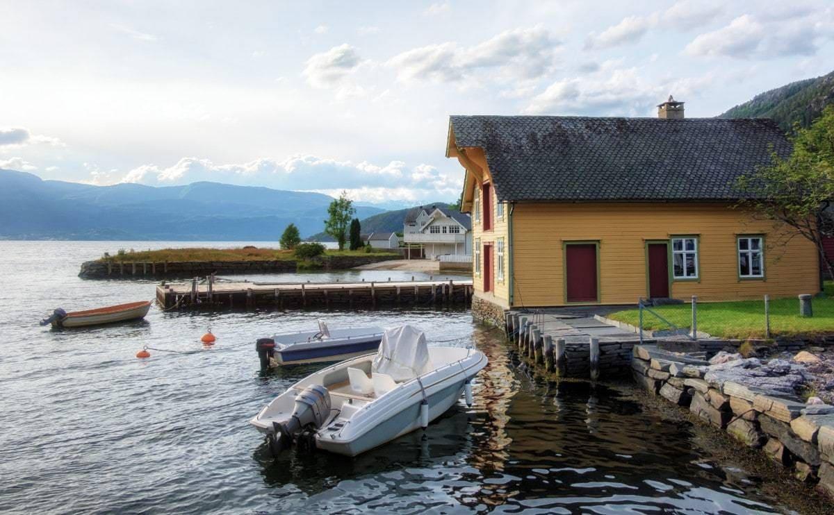 Norwegian Fjords Cruise Marella