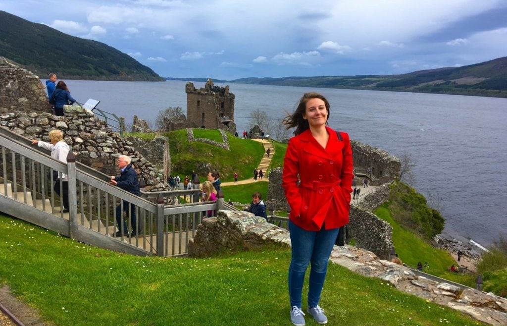 loch ness british isles cruise