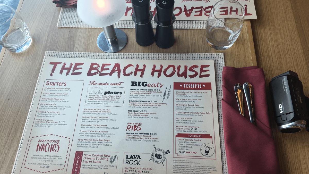 The Beach House P&O Cruises