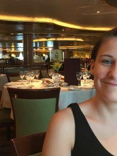 Princess Cruises Main Dining Room