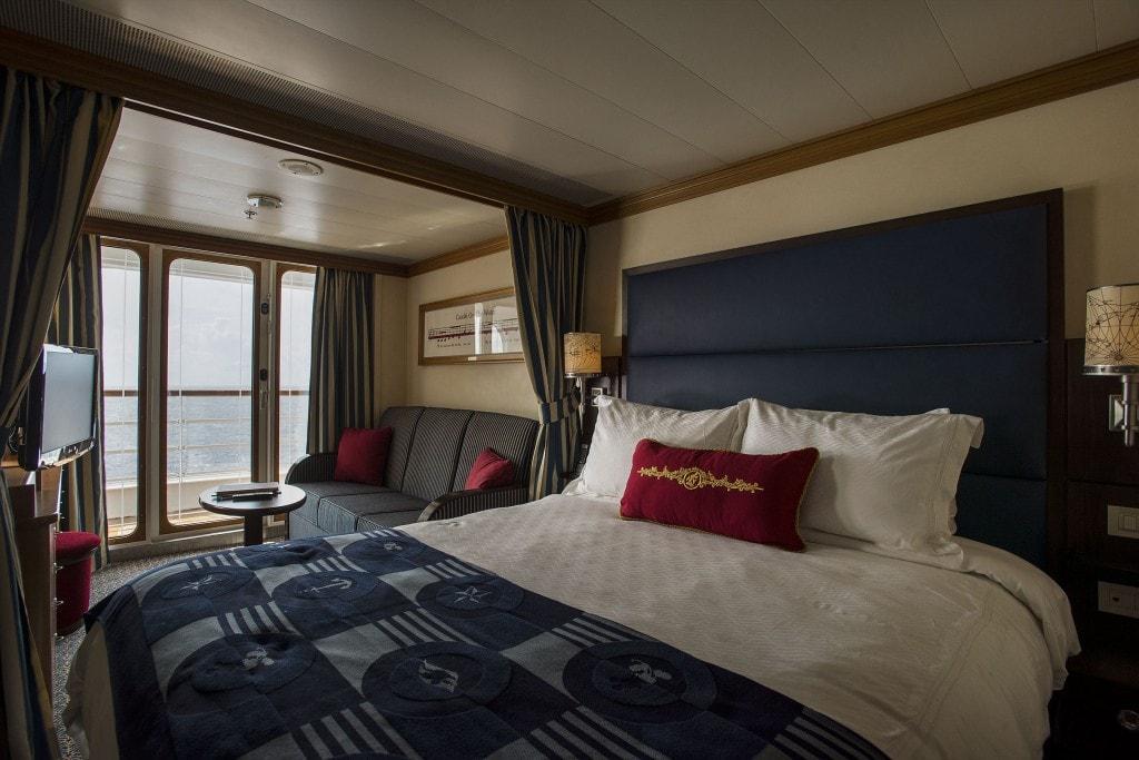 Disney Cruise Line Stateroom