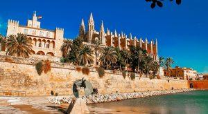 Cathedral + Royal Palace Palma De Mallorca