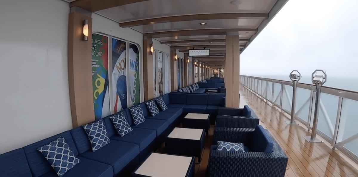 Norwegian Encore Waterfront