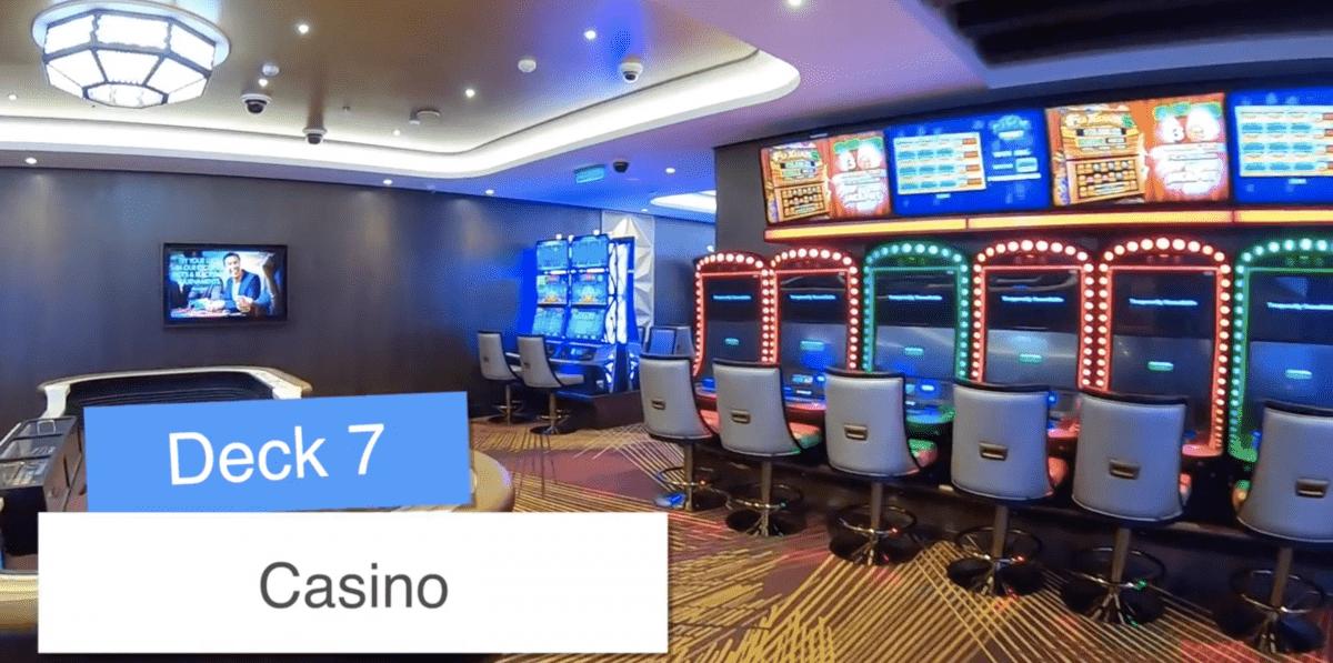 Norwegian Encore Casino