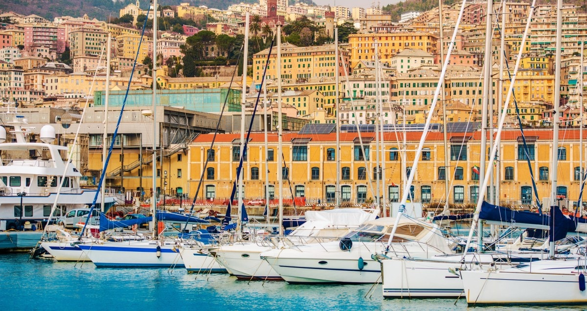 port of genoa italy