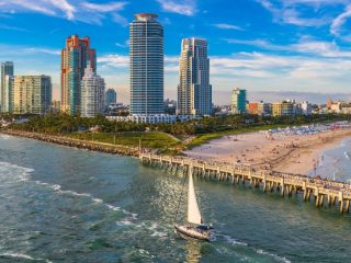 miami beach sail in sail away