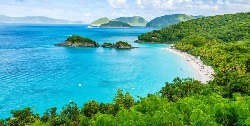 Caribbean Cruise Island