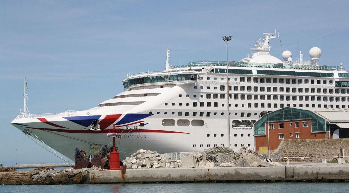 p&O oceana sold cruise ship