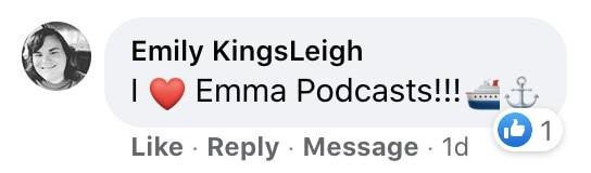 Emma Cruises Patreon