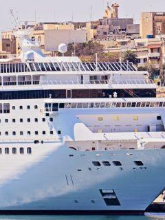 cruise ship valetta malta msc