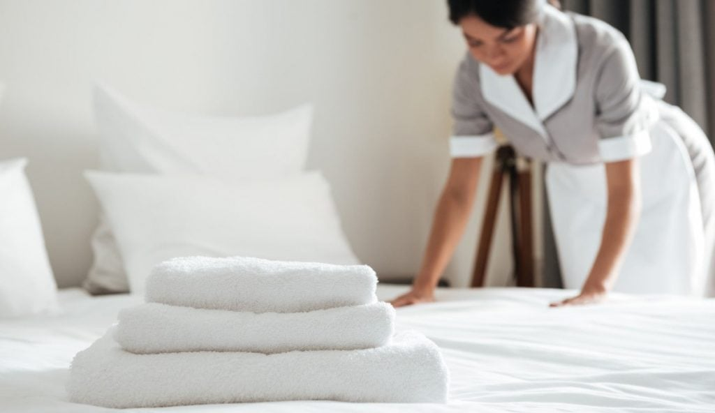 What is house keeping on a cruise?