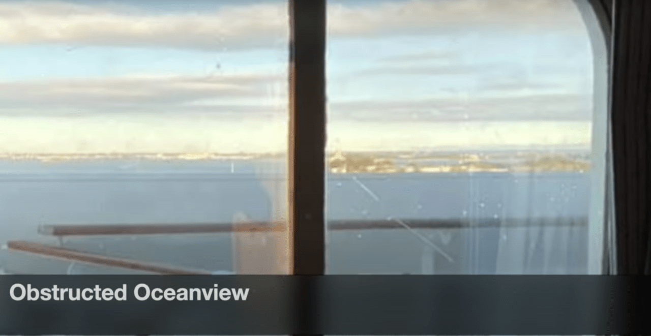 obstructed view oceanview cabin example