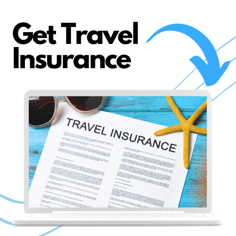 get travel insurance